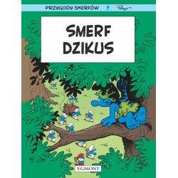SMERFY tom 19 Smerf Dzikus
