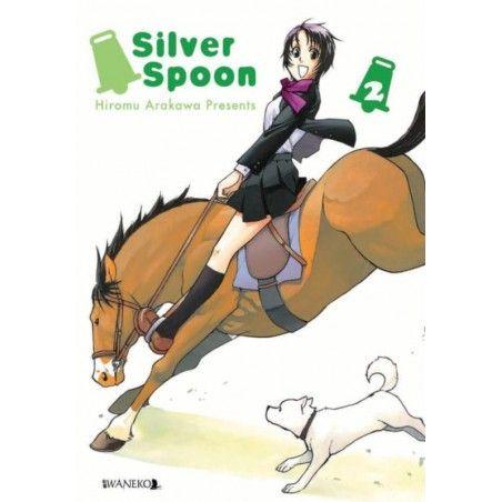 SILVER SPOON tom 2