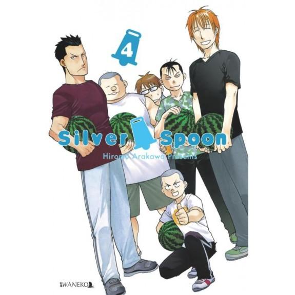 SILVER SPOON tom 4