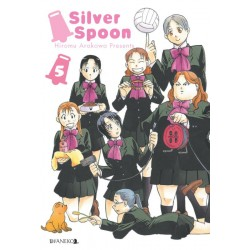 SILVER SPOON tom 5