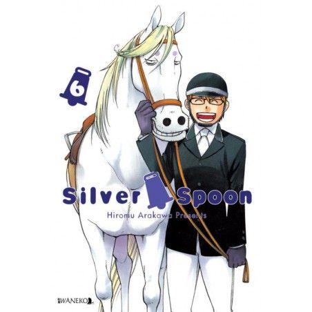 SILVER SPOON tom 6