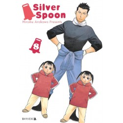 SILVER SPOON tom 8