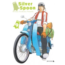SILVER SPOON tom 9