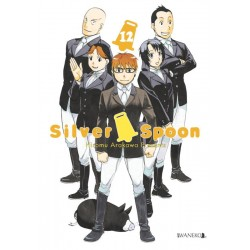 SILVER SPOON tom 12