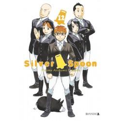 SILVER SPOON tom 12