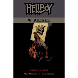 HELLBOY W PIEKLE tom 2...