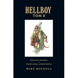 HELLBOY tom 2 Spętana...