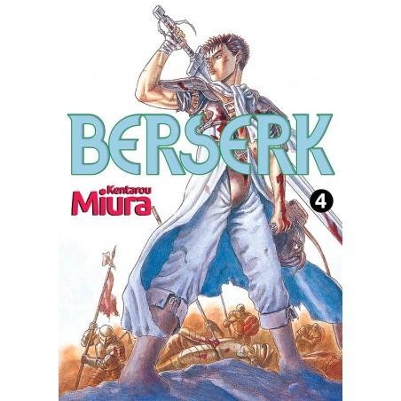 BERSERK tom 4