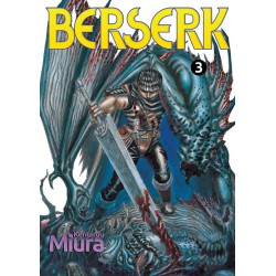 BERSERK tom 3