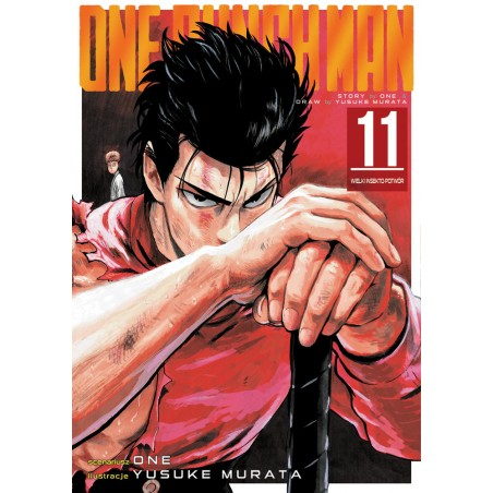 ONE-PUNCH MAN tom 11