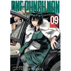 ONE-PUNCH MAN tom 9
