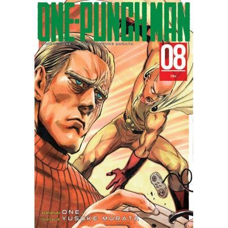 ONE-PUNCH MAN tom 8