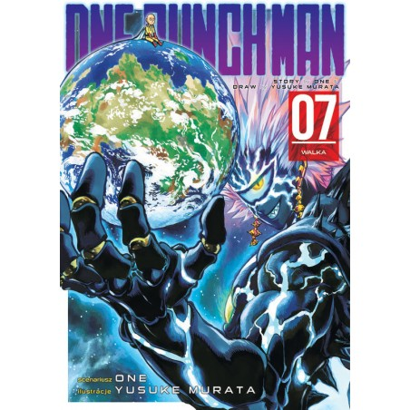 ONE-PUNCH MAN tom 7