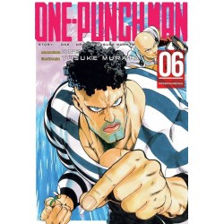 ONE-PUNCH MAN tom 6
