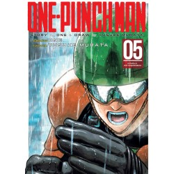 ONE-PUNCH MAN tom 5