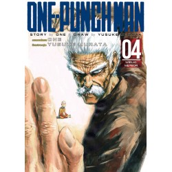 ONE-PUNCH MAN tom 4