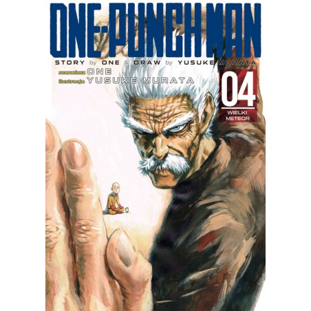 ONE-PUNCH MAN tom 4
