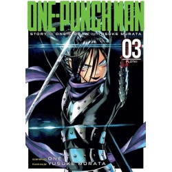 ONE-PUNCH MAN tom 3