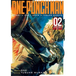 ONE-PUNCH MAN tom 2