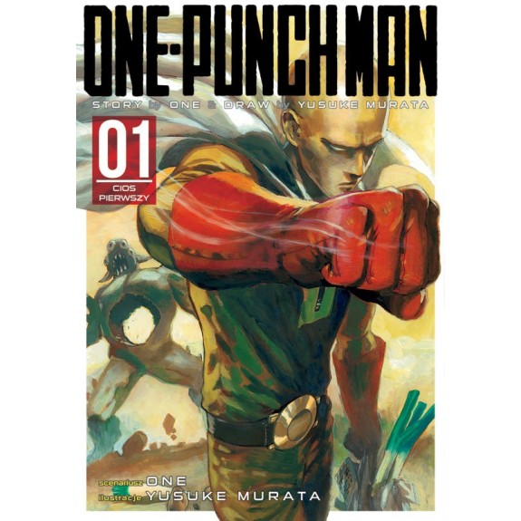 ONE-PUNCH MAN tom 1