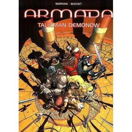 ARMADA tom 4 Talizman demonów WYD.I