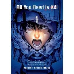 ALL YOU NEED IS KILL tom 1