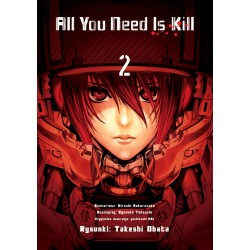 ALL YOU NEED IS KILL tom 2