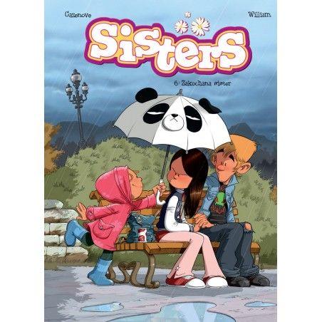 SISTERS tom 6 Zakochana sister