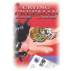 CRYING FREEMAN tom 8