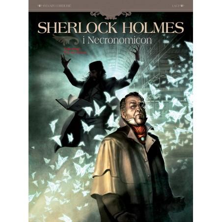 SHERLOCK HOLMES I NECRONOMICON tom 2