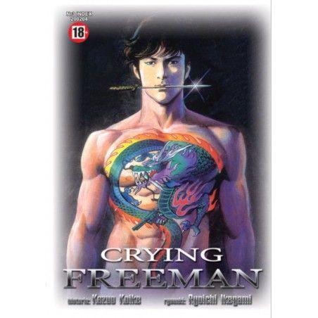 CRYING FREEMAN tom 3