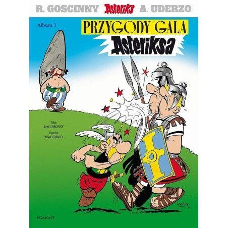 ASTERIKS tom 1 Przygody Gala Asteriksa