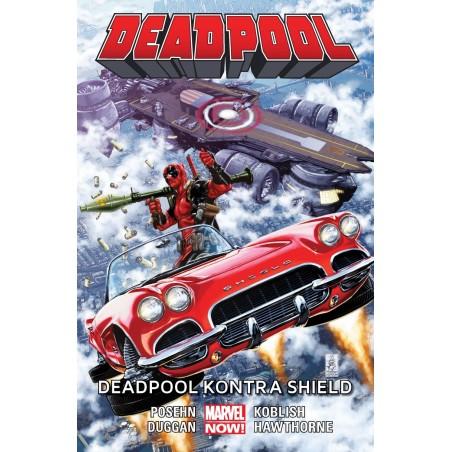 DEADPOOL tom 4 Deadpool kontra SHIELD