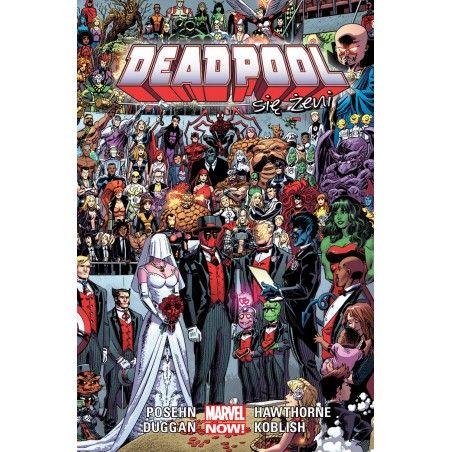 DEADPOOL tom 6 Deadpool się żeni
