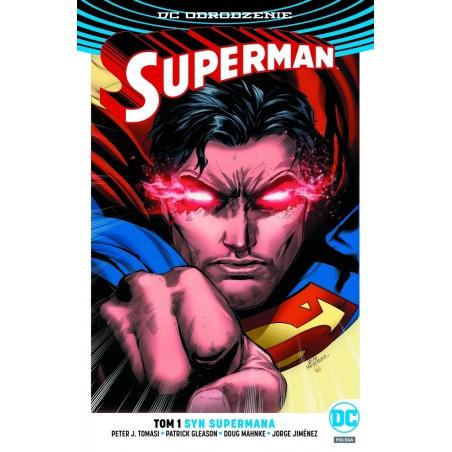 DC ODRODZENIE SUPERMAN tom 1 Syn Supermana