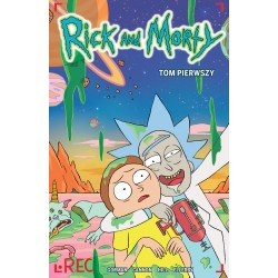 RICK I MORTY tom 1