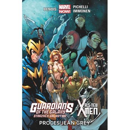 STRAŻNICY GALAKTYKI / ALL-NEW X-MEN Proces Jean Grey