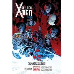 ALL NEW X-MEN tom 3 Zagubieni