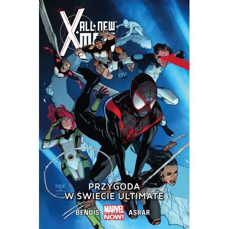 ALL NEW X-MEN tom 6 Przygoda w świecie Ultimate