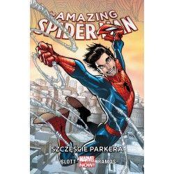 AMAZING SPIDER-MAN tom 1...