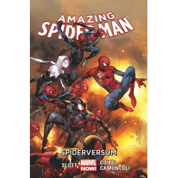 AMAZING SPIDER-MAN tom 3...