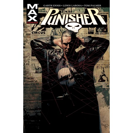 PUNISHER MAX  tom 1