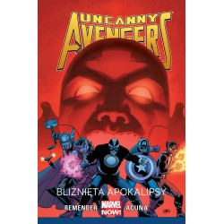 UNCANNY AVENGERS tom 2...