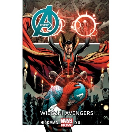 AVENGERS tom 6 Wieczni Avengers