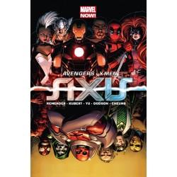 AVENGERS I X-MEN AXIS...