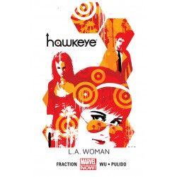HAWKEYE tom 3 L.A. Woman