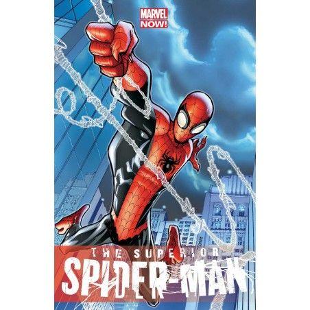THE SUPERIOR SPIDER-MAN tom 1 Ostatnie życzenie