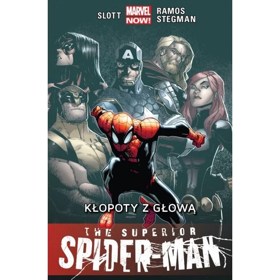 THE SUPERIOR SPIDER-MAN tom 3 Kłopoty z głową