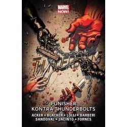 THUNDERBOLTS tom 5 Punisher...