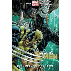 WOLVERINE I X-MEN tom 1...